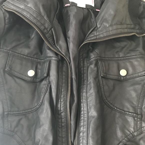 Xhilaration Jackets Coats Target Faux Leather Jacket Poshmark